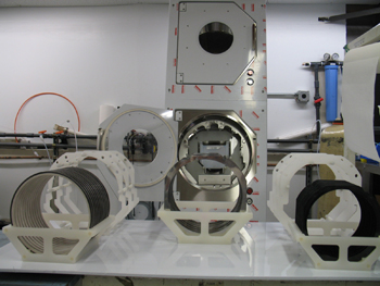 custom rotors for spin rinse dryer